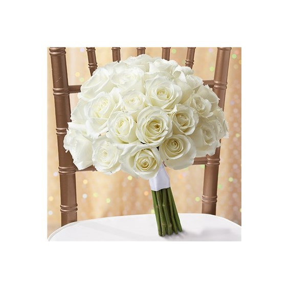 1 800 flowers all white roses bouquet archer s flowers gallery